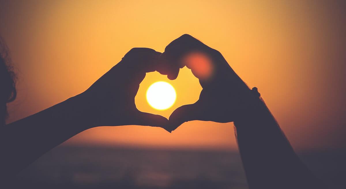 Relationship Coaching heart sign